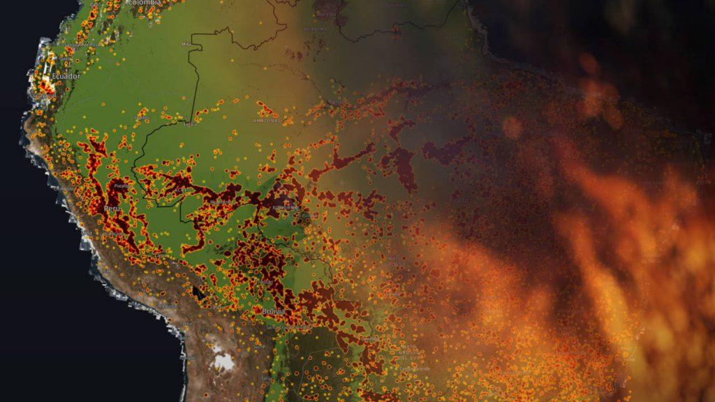 El Amazonas no le es indiferente a los investigadores de la